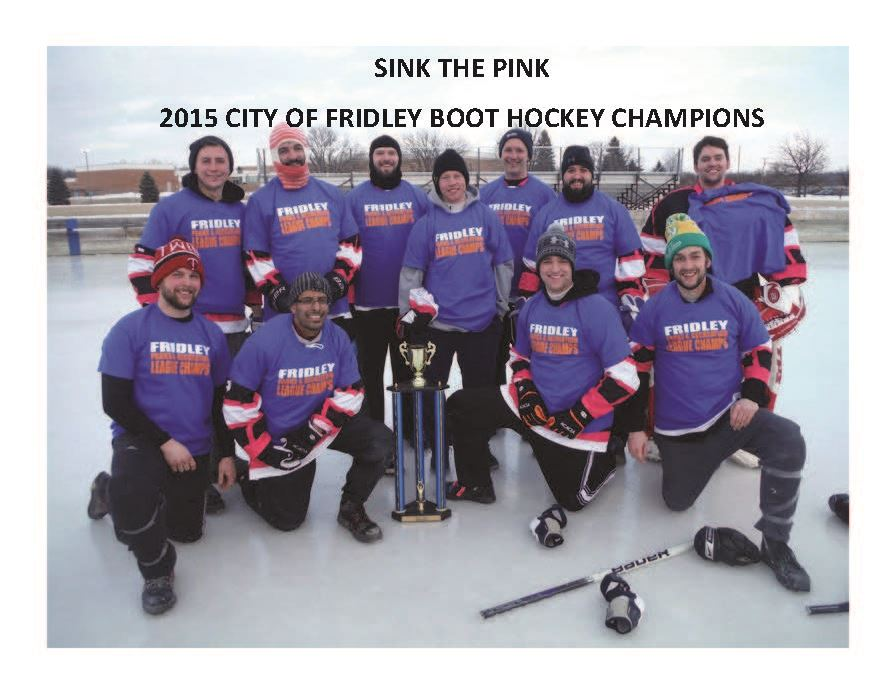 2015 BOOT HOCKEY CHAMPIONS
