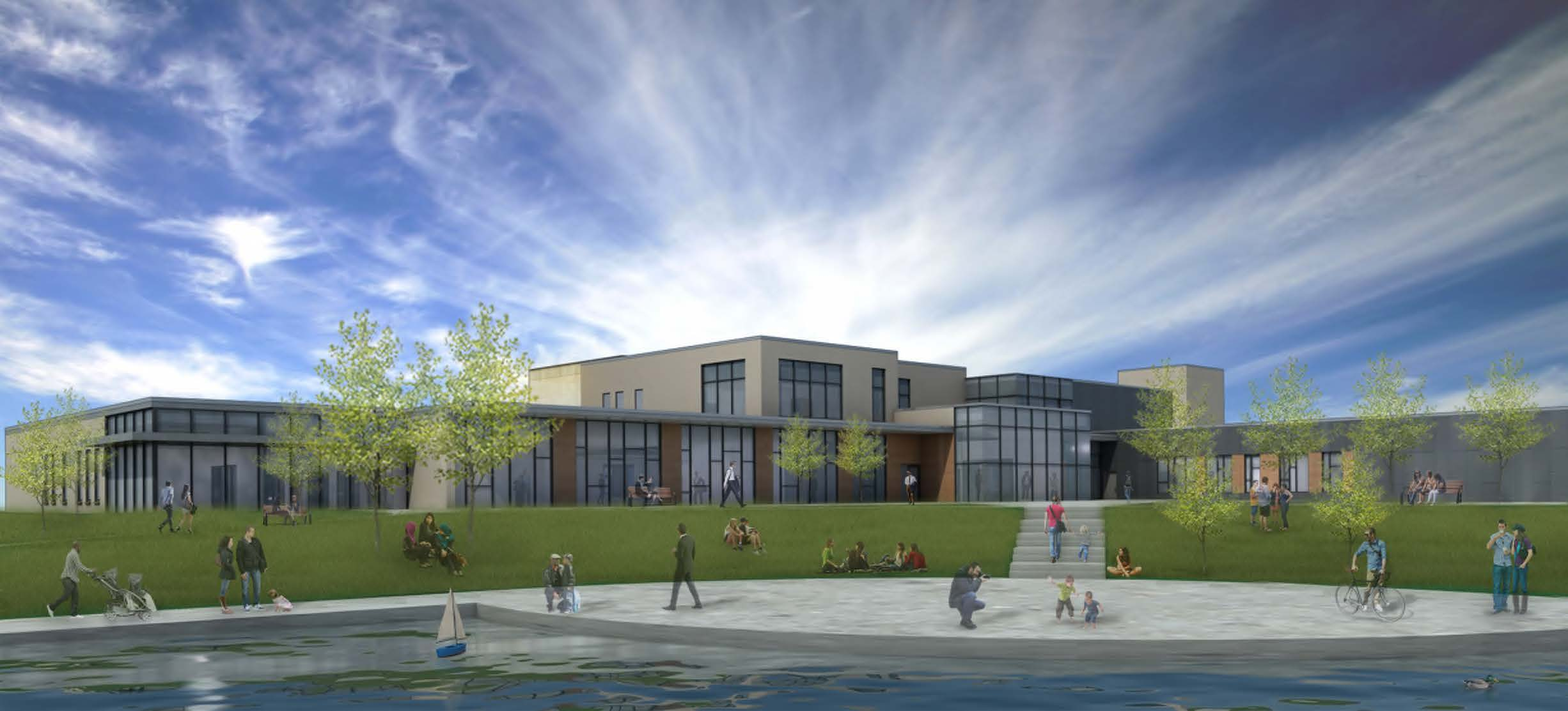 Civic Campus Rendering2
