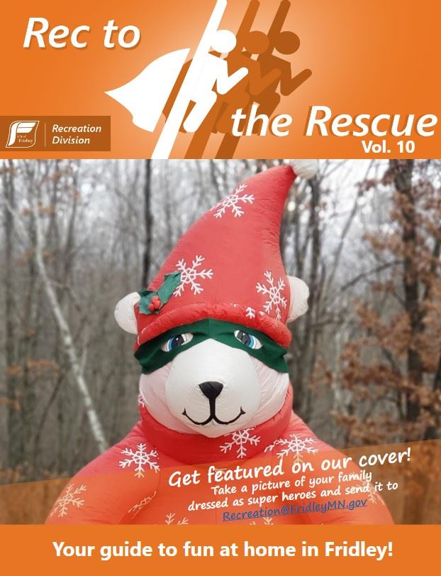 Rec to the Rescue Activity Guide 10 - Cover