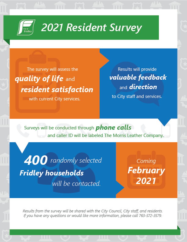 Updated - Resident Survey